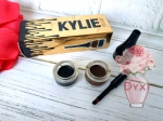 2в1 - Подводка для век, помадка для бровей от Kylie - Two Colour Eyeliner